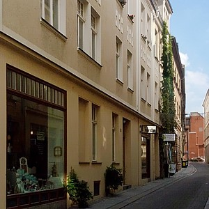 Kuhgasse in Halle (Saale)